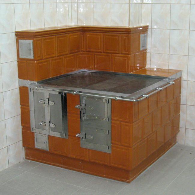 kuchnie kaflowe